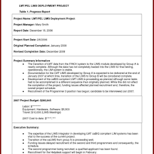 it issue report template project portfolio management reporting templates and project