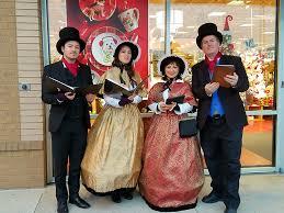 christmas carolers dallas christmas carolers at shops of southlake shops of southlake