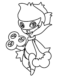 roserade pokemon coloring page images pokemon images