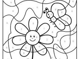 20 dessins de coloriage magique maternelle à imprimer
