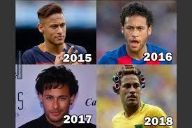 Neymar Memes - el último look de neymar desata la ira de los memes soy502