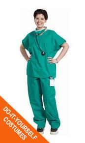Doctor Halloween Costume Doctor Surgeon Women U0027s Goodwill Halloween Costume Photo