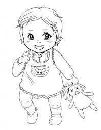drawing of a baby ba chibi ragdoll on deviantart
