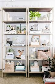 office bookshelves designs put a prop on it office styling revealed apartment 34