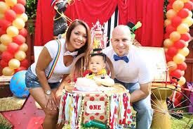 1st birthday party kara s party ideas circus carnival 1st birthday party via kara s