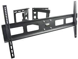 full motion corner tv wall mount amazon com vivo full motion articulating corner wall tv mount