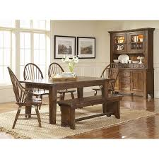 Broyhill Dining Room Sets Leg Dining Table With Leaves By Broyhill Furniture Wolf And