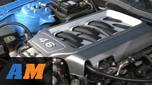 2007 mustang gt engine specs mustang 4 6l intake plenum cover 05 10 gt review