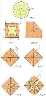 fennel fabric origami step by step this would be a lovely