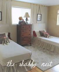 Easy Way To Hang Curtains Decorating The Shabby Nest Sock Monkey Room Revisited Easy Way To Make And