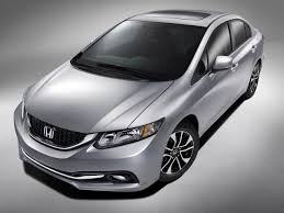 honda civic 13 2013 honda civic sedan gets a fresh look and promises more