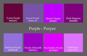 Tyrian Purple Nordljus Purple U0026 Green