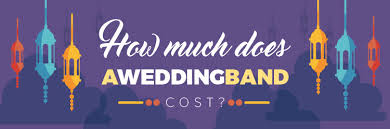 wedding band costs wedding band prices how much does a wedding band cost