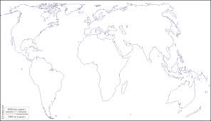 Blank African Map by World Europe And Africa Centered Free Map Free Blank Map Free