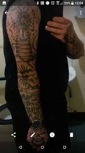 hell sleeve