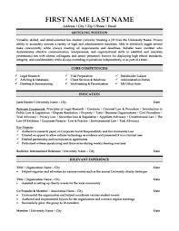 Detail Oriented Resume Premium Resume Templates And Samples