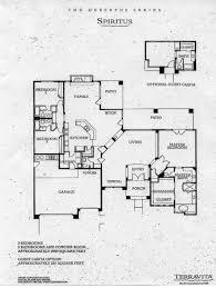 terravita real estate floor plans