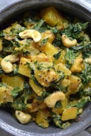 comment cuisiner le chou kale curry de chou kale et pommes de terre aux noix de cajou kale