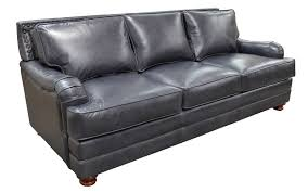 Leather Sofa Sleeper Queen by Pantera Queen Sleeper Available Omnia Leather