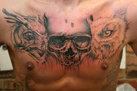 61 brilliant owl tattoos for chest