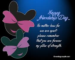 friendship day messages and greetings wordings and messages