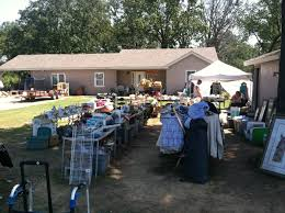 huge yard sale starts thursday in river valley fort smith