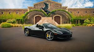 ferrari horse wallpaper car sports car black cars ferrari ferrari 458 spider cabrio
