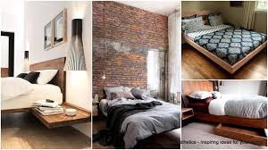 Diy Floating Bed Frame 47 Stylish Floating Bed Design Ideas That Will Enhance Your Dream Home