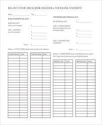 all worksheets balancing a checkbook worksheet free printable