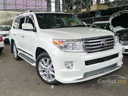 price of toyota land cruiser toyota land cruiser 2014 zx 4 6 in kuala lumpur automatic suv