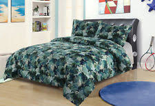 Army Bed Set Army Comforter Ebay