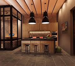 cuisine style industriel loft cuisine style industriel comment l adopter pour créer une