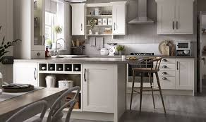 Kitchen Design Wickes Oban Ivory Shaker Traditional Range Of Kitchen Wickes Co Uk