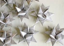17 best photos of folded paper ornaments folded paper