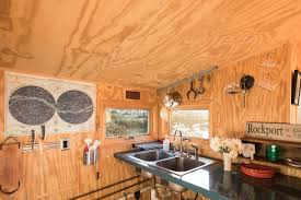 tiny house on the north shore replaced a shack for lobstermen