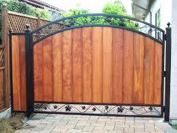 Backyard Gate Ideas Backyard Fence Doors Wood Fence Gate Backyard Fence Gate