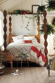 HandEmbossed Bed Earthy Bedroom Emboss And Anthropologie - Earthy bedroom ideas