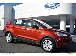 ford escape 2016 interior 2016 sunset metallic ford escape s 108864617 gtcarlot com car