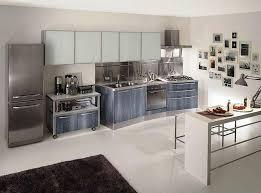 metal kitchen cabinets concept nowadays