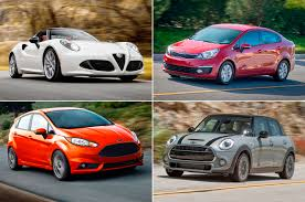 Car Dimensions In Feet by 20 Of The Lightest Cars Sold In The U S