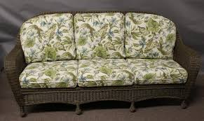 Ideas For Outdoor Loveseat Cushions Design Outdoor Wicker Furniture Cushions Design All Home Decorations