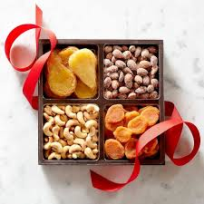 fruit gift box dried fruit nut gift box small williams sonoma