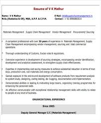 Procurement Manager Resume Sample by 42 Manager Resume Templates Free U0026 Premium Templates