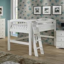 low bunk beds foter