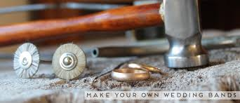 make your own wedding band laprong diy wedding jewelry jewelry carrollton tx