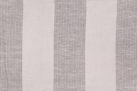 Striped Drapery Fabric Yards Robert Allen Sheer Stripe Drapery Fabric In Ivory