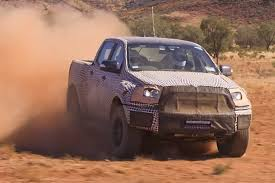 Ford Raptor Orange - ford previews ranger raptor in new video automobile magazine
