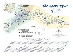 Map Of Grants Pass Oregon by Rogue River Trail U2013 40 Mile Trail Run In A Day