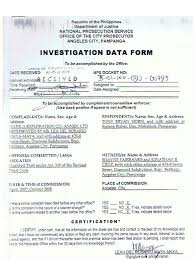 Sle Barangay Certification Letter Tony Horn Qualified Theft Case Criminal Case