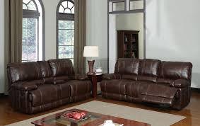 global furniture bonded leather sofa u1953 reclining sofa brown bonded leather global furniture usa
